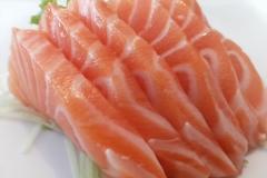 Sashimi shake ( salmão)