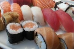 Combinado de Sushi Tadashii